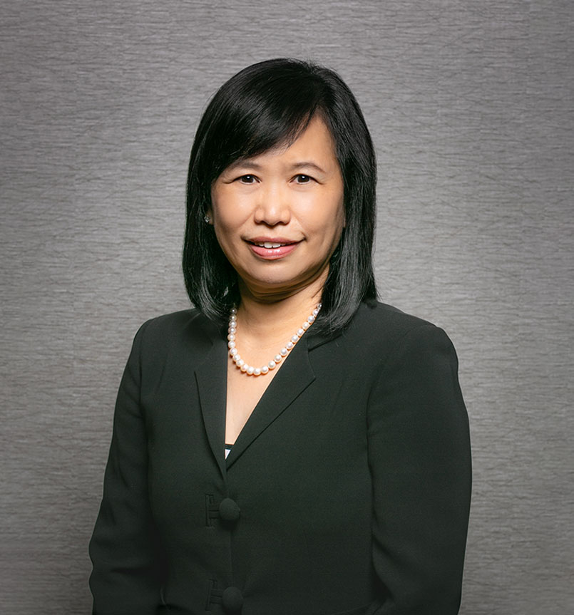 Marina Chin, Joint Managing Partner at TKQP