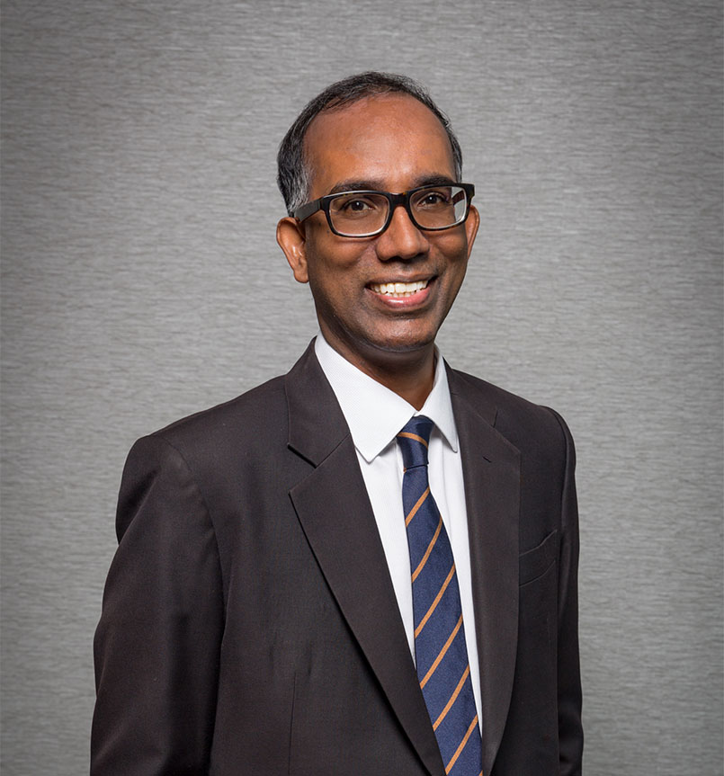 Narayanan Ramasamy, Partner at TKQP